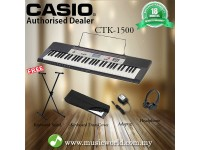 CASIO CTK-1500 Portable Keyboard Electric Piano (CTK1500 / CTK 1500)