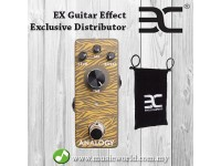 ENO EX Analogy Delay Electric Guitar Effects Pedal Extreme Mini Series