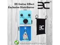 ENO EX Bluish Blue Box Electric Guitar Effect Pedal