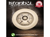 "Istanbul Agop cymbals Xist 16"" China Crash Drum Set Drum Kit Cymbal"