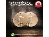 "Istanbul Agop cymbals Xist ION Hi-Hat 14"" Hihat Drum Set Hi Hat Drum Kit Cymbal"