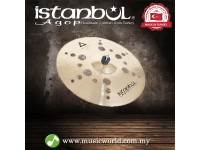 "Istanbul Agop cymbals Xist ION 16"" Crash Drum Set Drum Kit Cymbal"