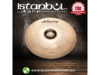 "Istanbul Agop cymbals Alchemy Medium 18"" Crash Drum Set Drum Kit Cymbal"