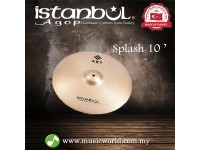 "ISTANBUL AGOP Cymbals ART 10"" Splash Cymbal"