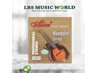 Alice Mandolin Strings Set Plated Steel Bronze Wound AM03