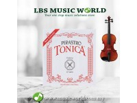 Pirastro Tonica Violin Set String 4/4 medium Professional Violin String