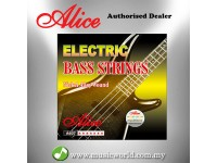 Alice A607 Steel Core Nickel Alloy Wound Electric Bass 4 String Bass Guitar String