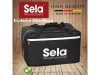 Sela SE005 Cajon Bag Black Colour Padded Tear Resistant Bag With Strap