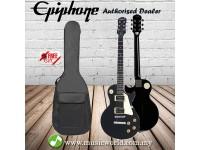 Epiphone Les Paul 100 Electric Guitar Ebony Black LP100