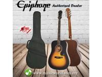 Epiphone DR-100 Acoustic Guitar Folk GTR. Vintage Sunburst