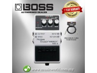 Boss NS-2 Noise Suppressor Guitar Pedal (NS2 / NS 2)