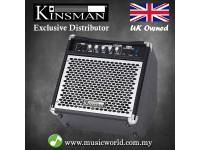 Kinsman KB25 25 Watts Bass Amp Bass Guitar Practice Amplifier