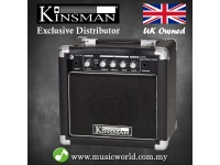 Kinsman KG15R 15 Watts Guitar Amplifier Electric Guitar Amp with Reverb