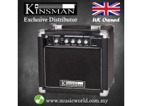 Kinsman KG15R 15 Watts Guitar Amplifier Electric Guitar Amp with Reverb