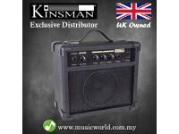 Kinsman BB10BS Blaster 10W Bass Guitar Amplifier Practice Amp