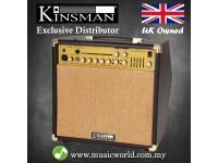 Kinsman KAA50 50 W Acoustic Guitar Amplifier Guitar Amp with Chorus Reverb