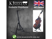 Kinsman CBS1 Cello Stand / Double Bass Stand With Bow Hook
