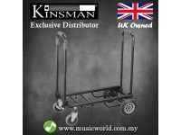 Kinsman KCS100 Heavy Duty Trolley Musical Instrument Transport