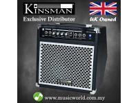 Kinsman KB50 50 W Bass Guitar Amplifier Guitar Combo Amp