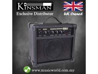 KINSMAN BB10 BLASTER 10W PRACTICE GUITAR AMPLIFIER AMP