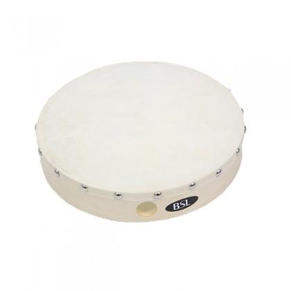 BSL 8 Inch Pretuned Hand Drum Frame Drum World Percussion With Mallet Drum Stick