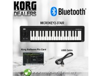 Korg microKEY Air 37 Midi Key Bluetooth Keyboard Electric Key (MicroKey 2 Microkey2)