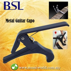 BSL Guitar Capo Metal Acoustic Guitar Capo Heavy Duty Guitar Capo Ukulele Electric Guitar