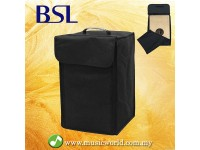 BSL Cajon Bag Cajon Carrying Backpack Premium Padded Shoulder Strap Cajon Bag Percussion
