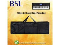 BSL 88 Key Piano Bag Keyboard Bagpack 5mm Padded Bag Piano Case Music Keyboard Bag
