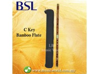 BSL Chinese Bamboo Intermediate Series  Flute C Key Premium Professional Flute Bamboo