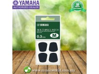 Yamaha Mouthpiece Patches 0.3 mm Clarinet Saxophone Mouth Piece Protector Protect Mouthpiece