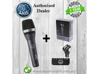 AKG D5 Mic Dynamic Microphone Vocal D 5 Mic Supercardioid Handheld