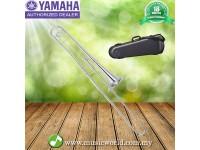 Yamaha YSL-154 Silver Tenor Trombone Student Beginner Trombones (YSL154 / YSL 154)