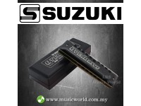Suzuki MR300 PRO 10 Hole Harmonica Overdrive Harp Diatonic (MR-300)