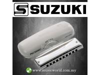 Suzuki MR350 Promaster Diatonic Deluxe Harmonica (MR-350 MR 350)