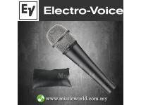 Electro-Voice PL44 Supercardioid Dynamic Microphone Handheld Vocal EV Mic PL 44